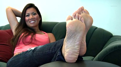 Asian foot, Asian feet, Sole, Foot asian