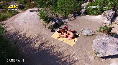 X video, Nude beach, Czech public