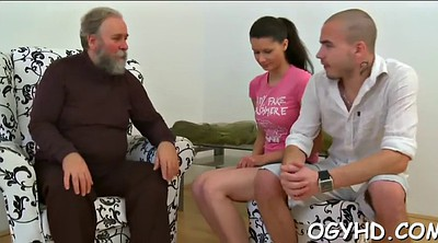 Granny, Russian granny, Russian amateur, Old pussy, Russian young old