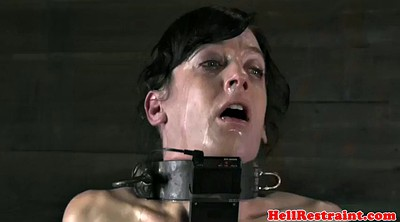 Bondage, Screaming, Clamps