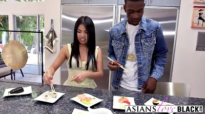 Japanese cute, Kitchen, Japanese black, Japanese interracial, Asian cute, Black japanese
