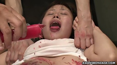 Hairy, Japanese throat, Japanese bdsm, Japanese blowjob, Wax, Japanese hot