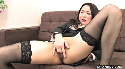 Asian, Japanese office, Stockings, Nylons