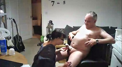 Step mom, Swedish, Homemade blowjob