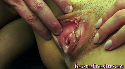 Creampie, Old man, Outdoor, Old creampie, Old man creampie, Granny fucking