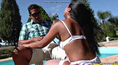 White ass, Mike, Ass lick, Brazil ass, Brazil, Realitykings