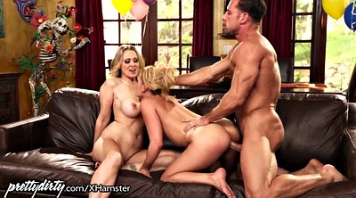 Julia ann, Julia, Julia ann mom, Ffm, Mom threesome