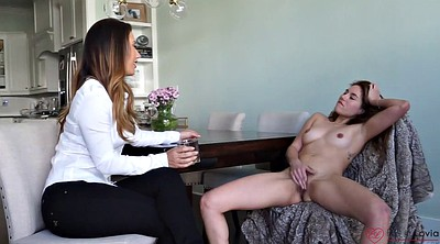 Young, Hairy masturbation