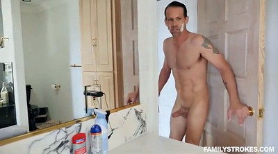 Stepdad, Blair williams, Williams, Jerk off