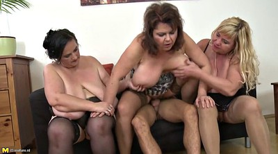 Mom, Bbw, Son mom, Bbw mature, Bbw group, Moms son