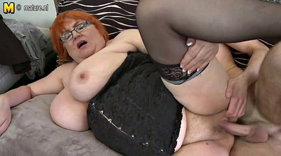 Old and young, Bbw mature