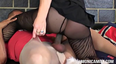 Samson, Nylon foot, Pantyhose fuck, Granny foot