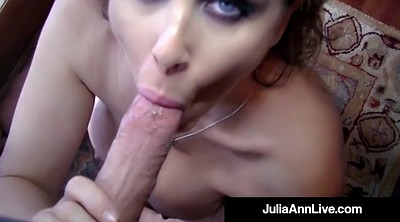 Julia ann, Julia, Mouth