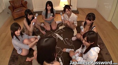 Japanese group, Japanese party, Teenage
