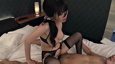 Maid, Yui, Japanese hairy