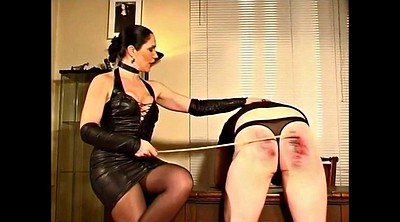Spanking, German, Caning