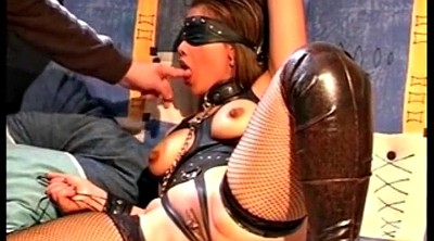 Mask, Asian slave, Mature bdsm