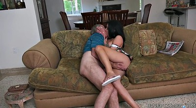 Granny, Farting, Teen big ass