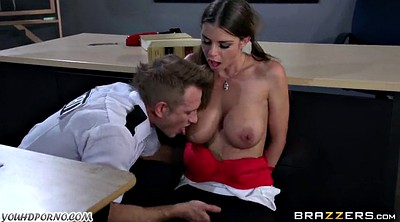 Student, Brooklyn chase, Cops, Teacher anal, Student anal, Sexy teacher