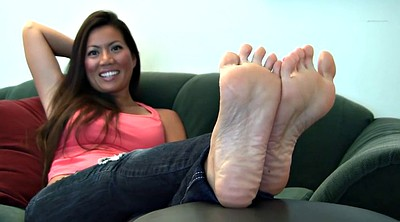 Michelle b, Asian foot, Sole