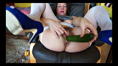 Cucumber, Wank, German masturbation