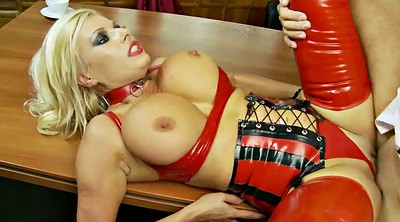 Red milf, Corsets
