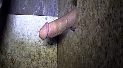 Huge, There, Quite, Gloryholl, Gay glory hole, Quit