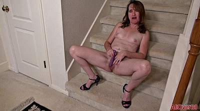 Mature solo, Sex toy horny mature