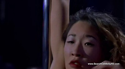 Nude, Sandra, Celebrity, Danceing, Dance asian