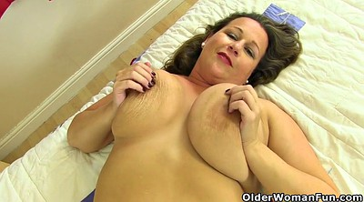 British, Granny black, Black mature