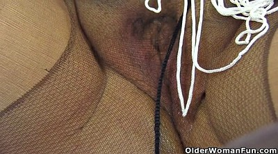 Black granny, Black mature, Nylon granny, Mature dildo, Ebony granny, British mature