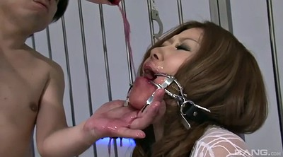 Japanese girl, Japanese bdsm, Japanese swallow