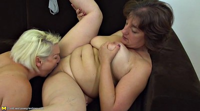 Grannies, Old and young lesbians, Young girls, Lesbian mom, Old and young lesbian, Mom threesome