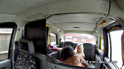 Driver, Female taxi