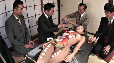 Naked, Japanese foot