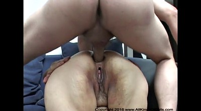 Abused, Mature anal, Anal mexican