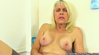 Grannies, Granny masturbation, Mature granny