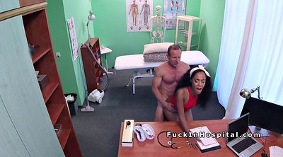 Doctor, Office lady, Cleaning lady, Office fuck, Cleaning, Clean