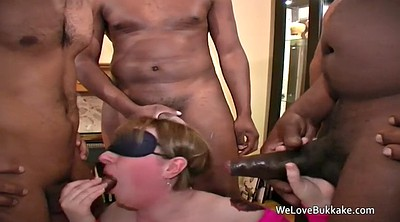 White, Wife black, Black gangbang