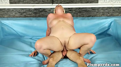 Fight, Cat, Bbw fat, Ring, Catfight