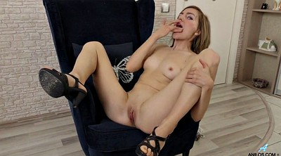 Russia, Hot mom, Masturbation mature