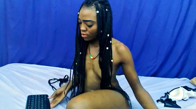 Model, Ebony milf, African, Solo ebony
