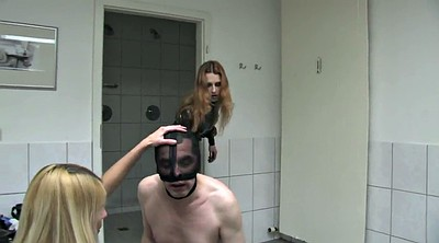 Shoes, Punish, German punish, German femdom