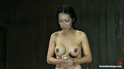 Spanked, Asian bondage, Asian bdsm, Insertion