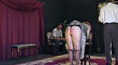 Vintage, Caning, Spank wife, Caned, Wife spanking