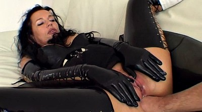 Mature anal, Abused, Latex fist, Milf fisting, Mature fisting