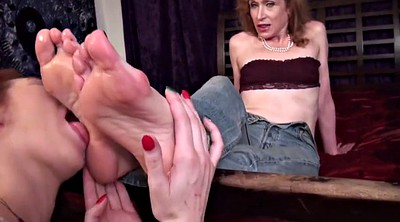 Foot worship, Worship, Sole, Aunt, Old foot, Lesbian foot worship