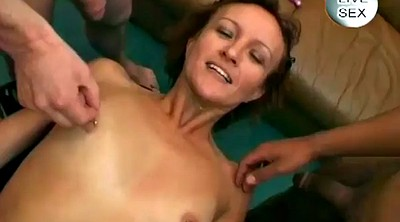 Cum in mouth, Double, Anal milf, Cum in