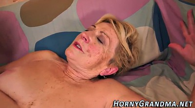 Grandma, Hairy mature, Granny hd