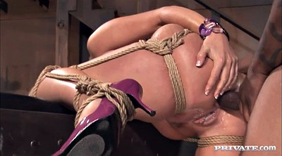 Ebony anal, Tied up, Milf squirt, Black bondage, Anal squirting